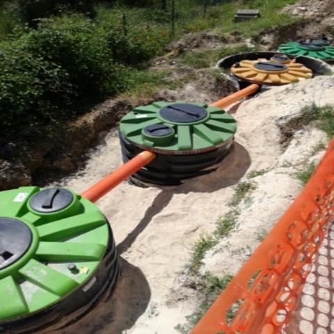 Impianti di smaltimento reflui
