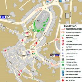 Piano sicurezza per eventi e manifestazioni in centro abitato